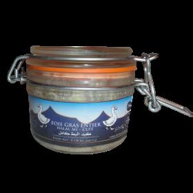 Foie gras entier mi-cuit 130g -Halal
