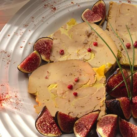 Foie gras de canard entier halal 130 g