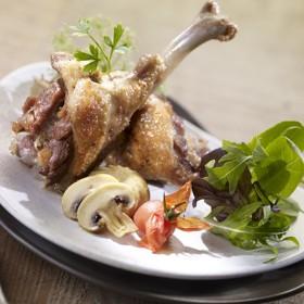 Cinq manchons de canards confits - halal