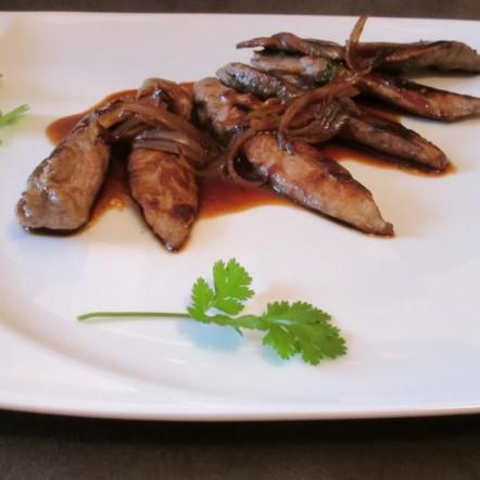 Aiguillettes de canard - halal au kg