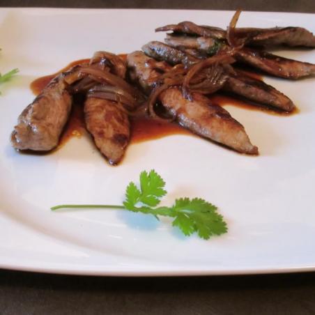 Aiguillettes de canard - halal 340g