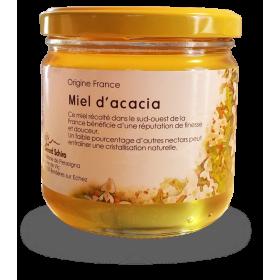 Miel d'Acacia des Pyrénées 250 g