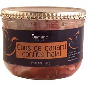 cous de canards confits 400g halal