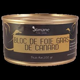 Bloc de foie gras 180 g - halal
