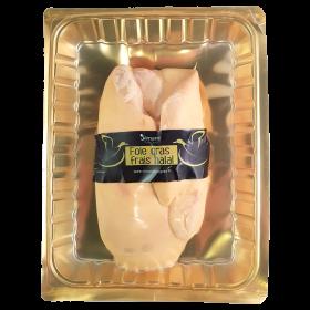 Foie gras de canard frais entre 600 g et 750 g - halal