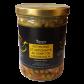 Petit pois et artichauts au confit de canard halal - 800 g