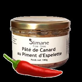Pâté de Canard au Piment d'Espelette